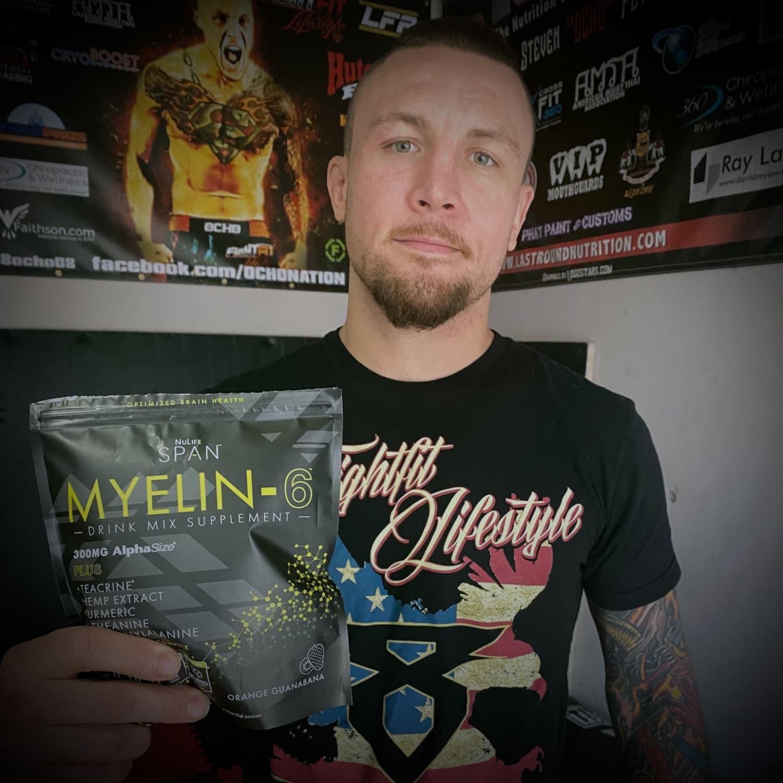 Steven Ocho Peterson and his Myelin6